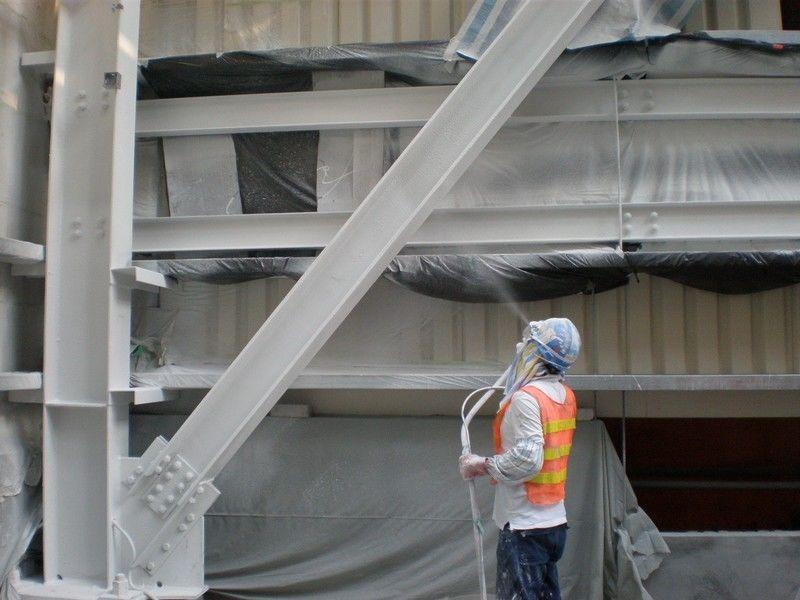 акт проверки огнезащитной обработки металлоконструкций образец - фото 5